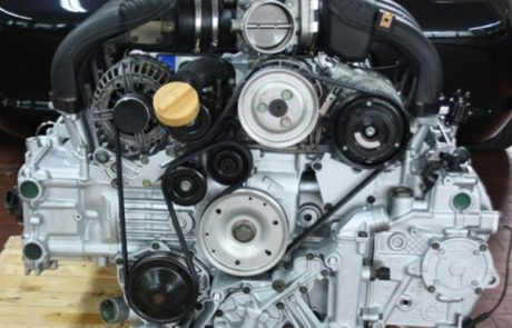 Überarbeitung Motor