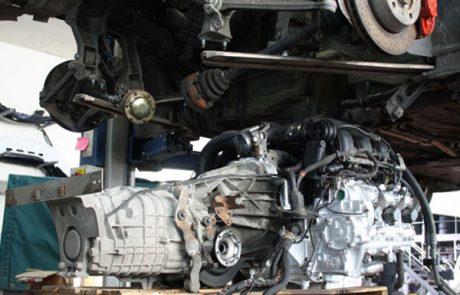 Motor Problem 911